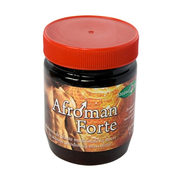 AFROMAN FORTE WITH HONEY