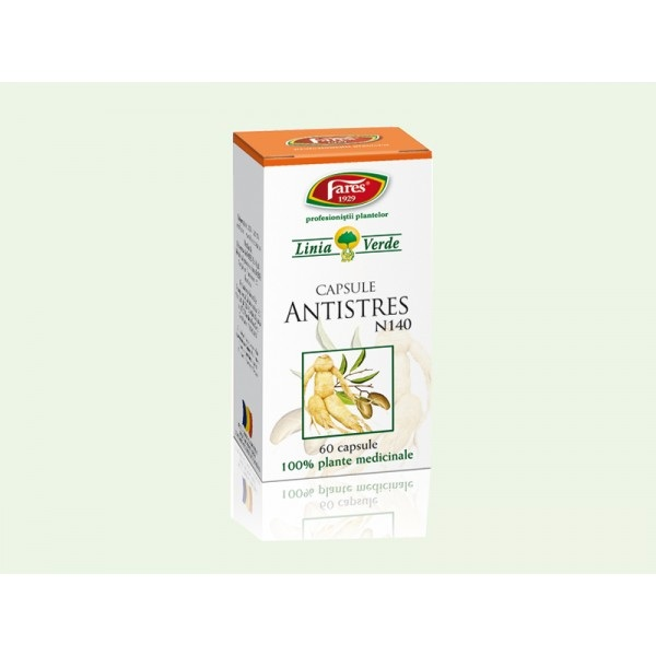 ANTI STRESS 60 caps