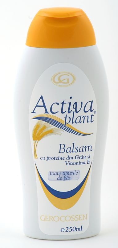 Activa Plant Conditioner for All Hair Types