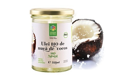 BIO COCONUT OIL