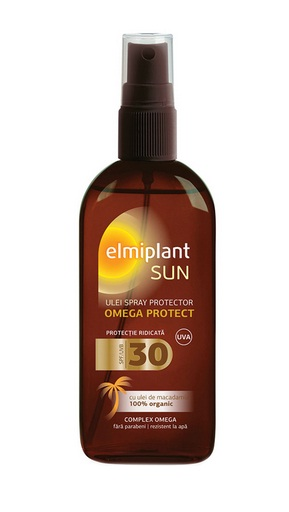Body Oil Elimplant Suncare SPF 30