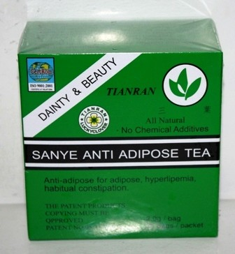 Anti adipose Slimming Tea