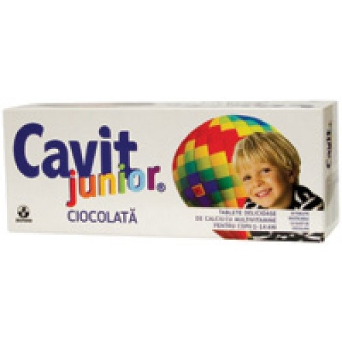 Cavit Junior Chocolate