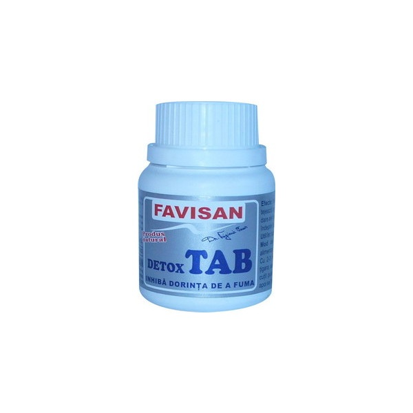 Detox TAB Anti tobacco