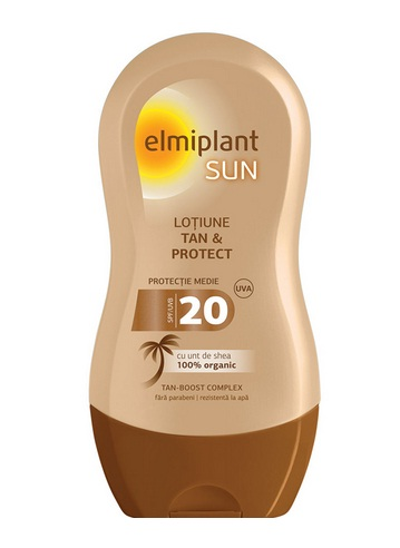 Lotion Sun Tan Protect SPF 20