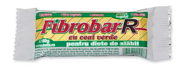 FIBROBAR R WITH GREEN TEA