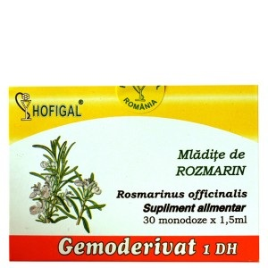 GEMODERIVATE ROSEMARY