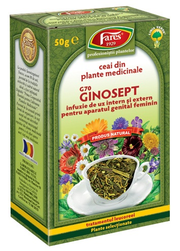 GINOSEPT TEA
