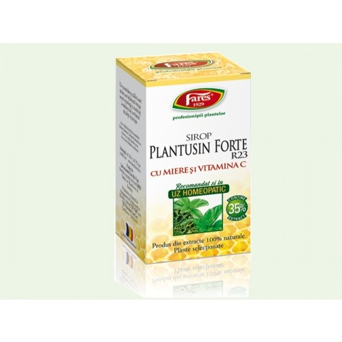 PLANTUSIN  HONEW VIT C
