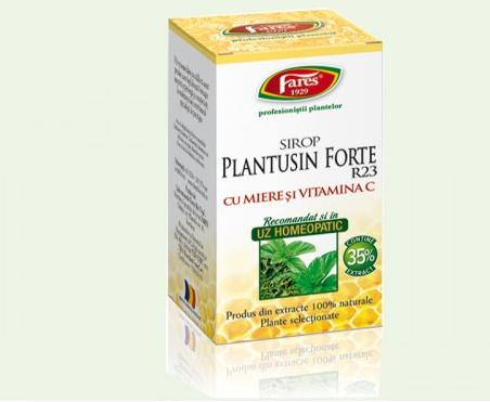 Syrup with Honey and Vitamin C PLANT