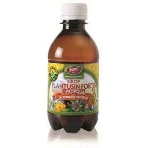 Plantusin Forte Syrup with Propolis
