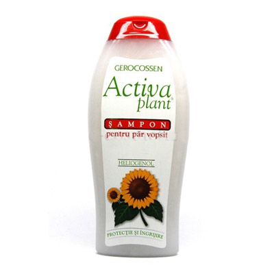 Activa Plant Shampoo for Coloured Hair