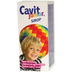 Cavit Junior Syrup