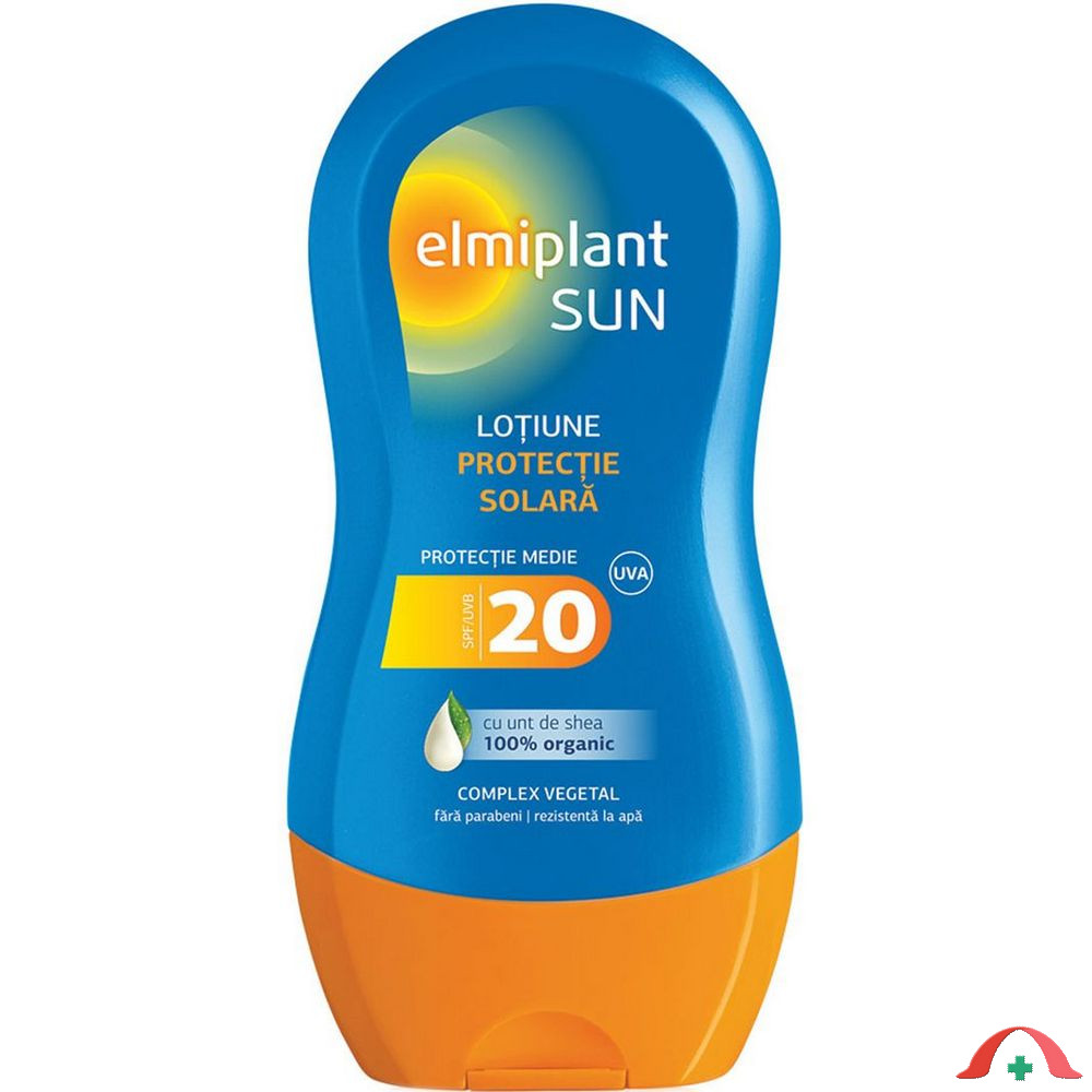 Sunscreen Lotion Shea Butter SPF 30
