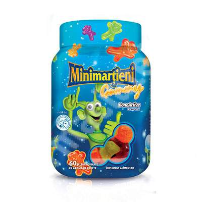 Mini Martians Jellies for Children