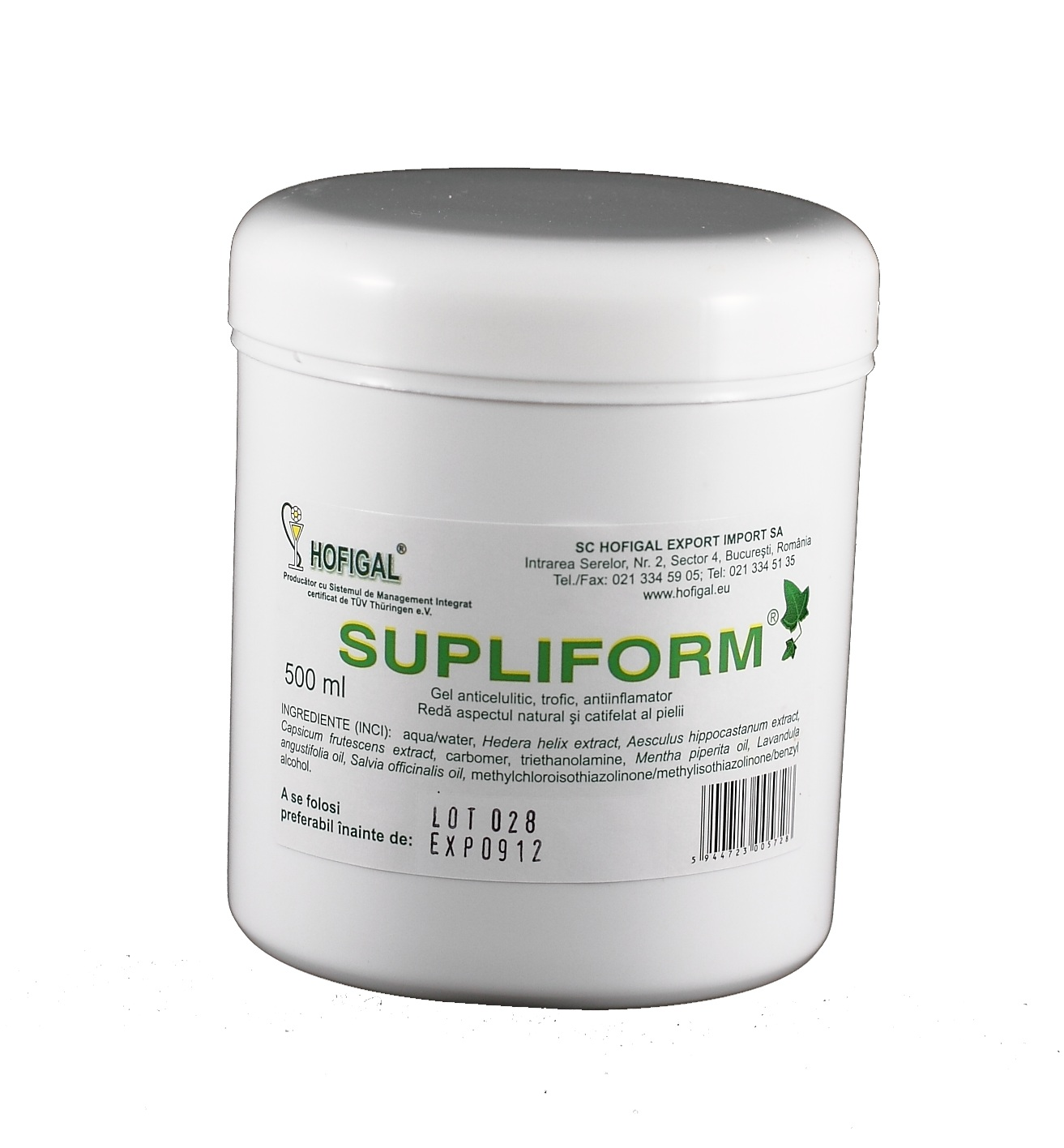 Supliform Anti Cellulite